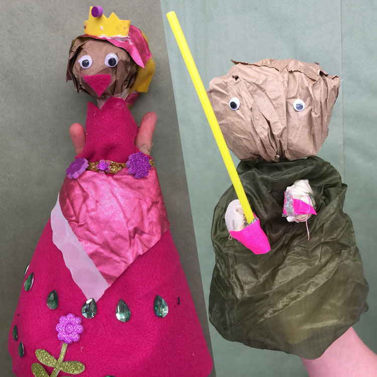 Rosalita's Puppets Presents: Be a Puppeteer Workshop Series (Ages 3 to 6)