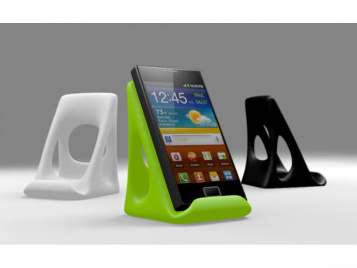 Event image for Tinkercad 101: Customized Phone Stand