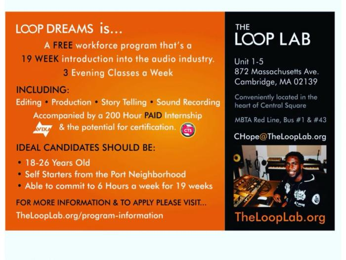 Image of Loop Dream program