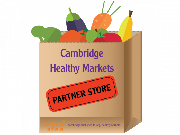 Image of Cambridge Healthy Markets program