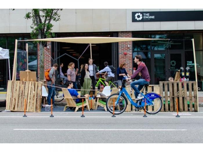 Image of PARK(ing) Day 2019  event