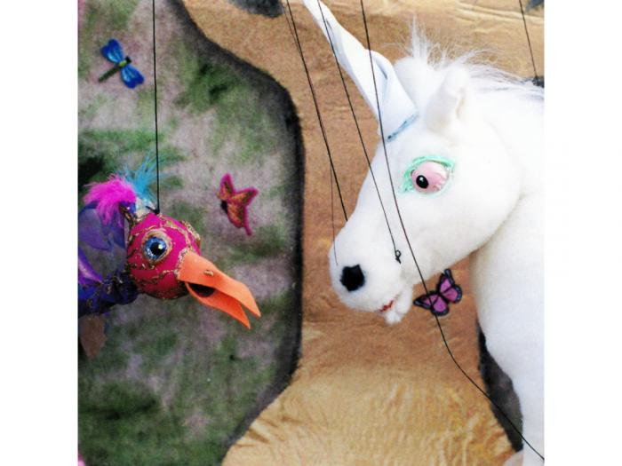 Rosalita's Puppets Magical Marionette Show: Winter Wonderland