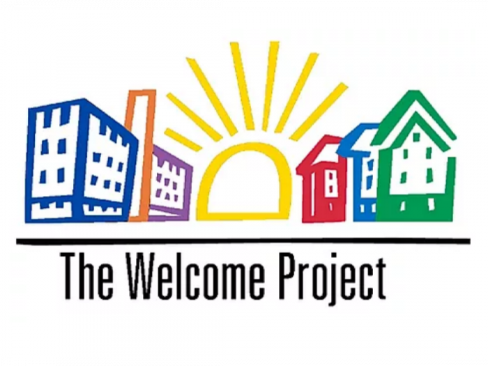 Welcome Project Logo.