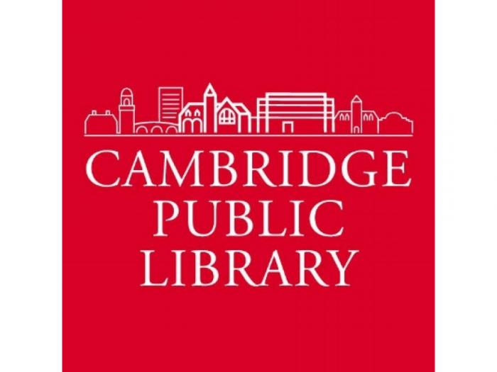 Cambridge library logo.