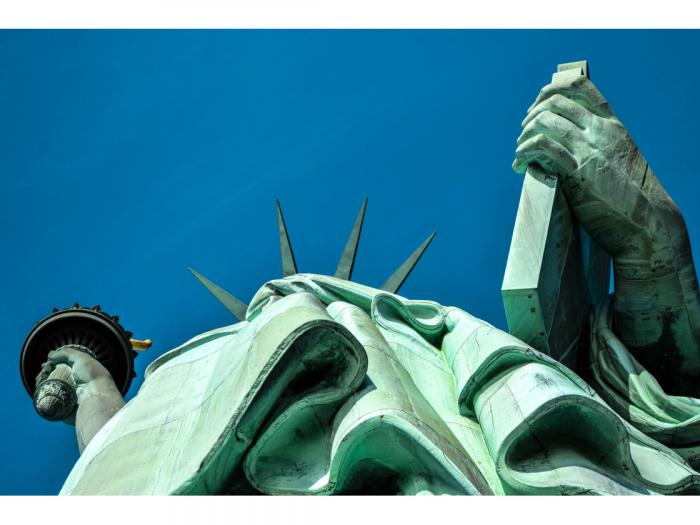 Statue of Liberty photo.