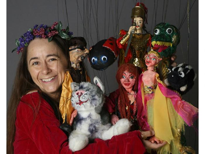 CCCA Puppet & Marionette Shows & Workshops by Rosalita's Puppets
