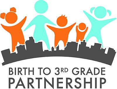 Birth to Third Grade Partnership logo.